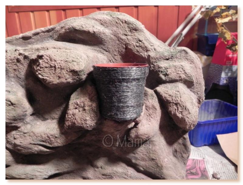 confection d 39 une plage en polystyr ne et mortier hydrofuge. Black Bedroom Furniture Sets. Home Design Ideas
