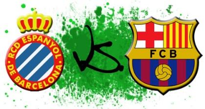 مباراة برشلونة و إسبانيول بث مباشر اون لاين