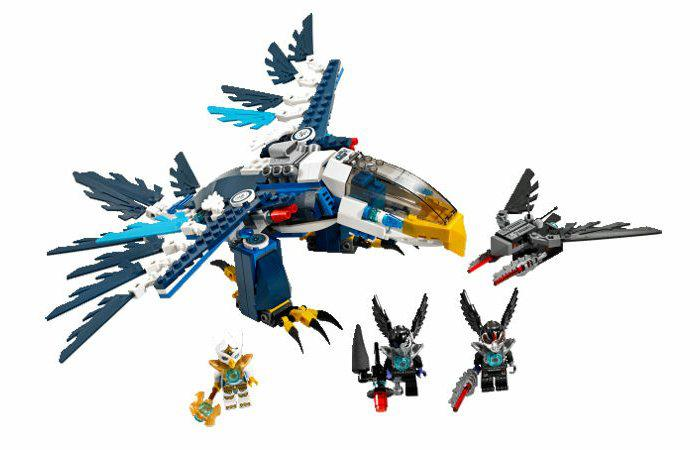 LEGO Legends of Chima Set Pictures Revealed