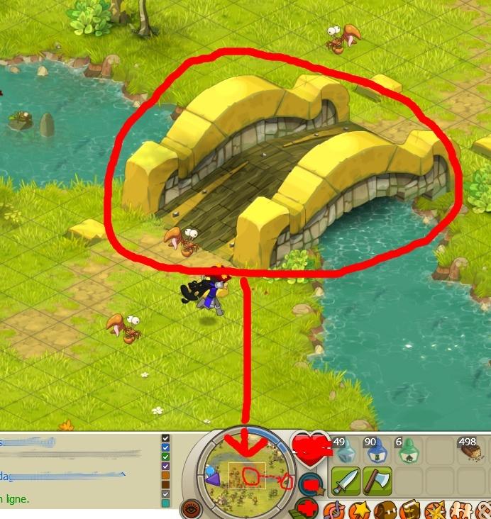 Beug au niveau de la map forum dofus le mmorpg for Dofus le jeu