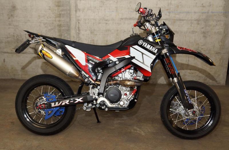 Yamaha Wrr Changes