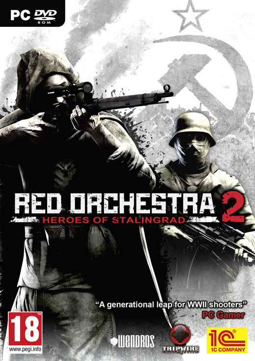 Red Orchestra 2 Heroes of Stalingrad (2011) PC Full - SKIDROW