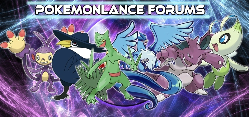 PokemonLance Forums