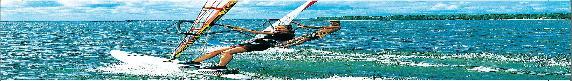 Planche à voile, Kite-surf