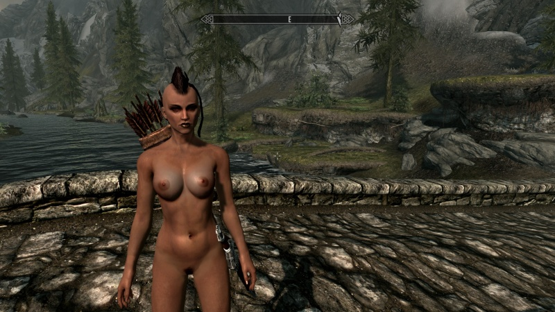 Down! the elder scrolls nude mods are not