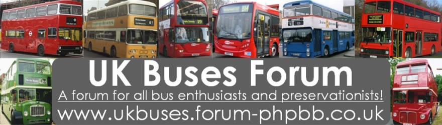 UK Buses Forum