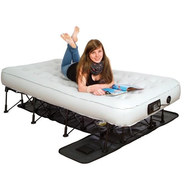 lit pour tente. Black Bedroom Furniture Sets. Home Design Ideas