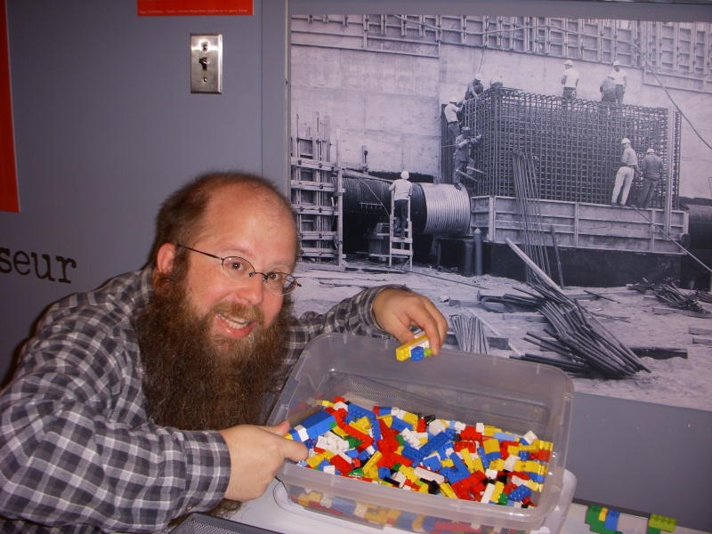 Friday would anyone be interested in lego bricks in canadian colors