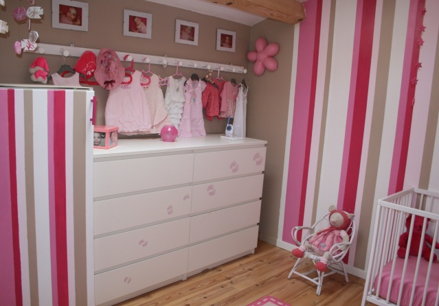 Photos de chambre d 39 enfants d 39 ado for Rideau chambre parents