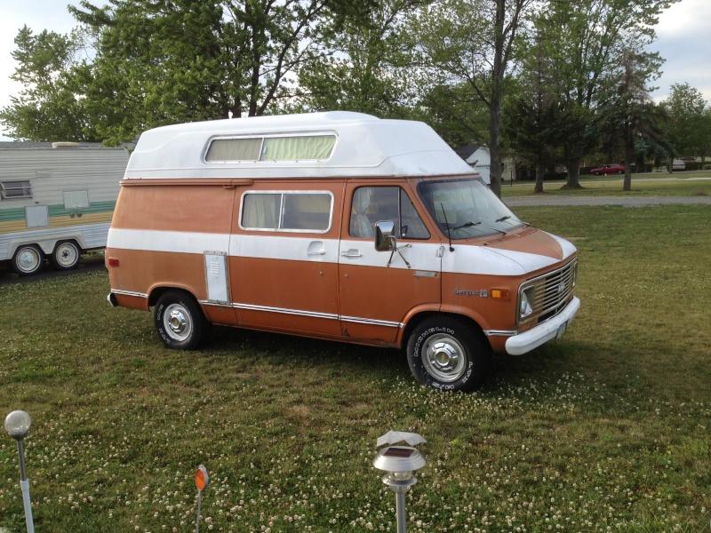 74 camper van for sale in ohio. Black Bedroom Furniture Sets. Home Design Ideas