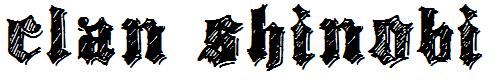 clan shinobi