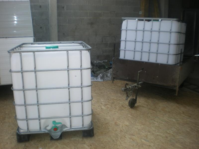 Stoker de l eau de pluie l 39 eau les forums d - Recuperer l eau de pluie pour le jardin ...