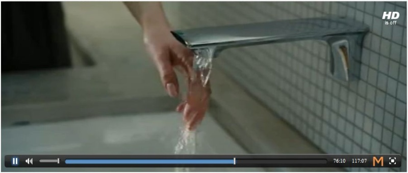 Conseils d co salle de bain en mosa que blanche for Joint de salle de bain noir