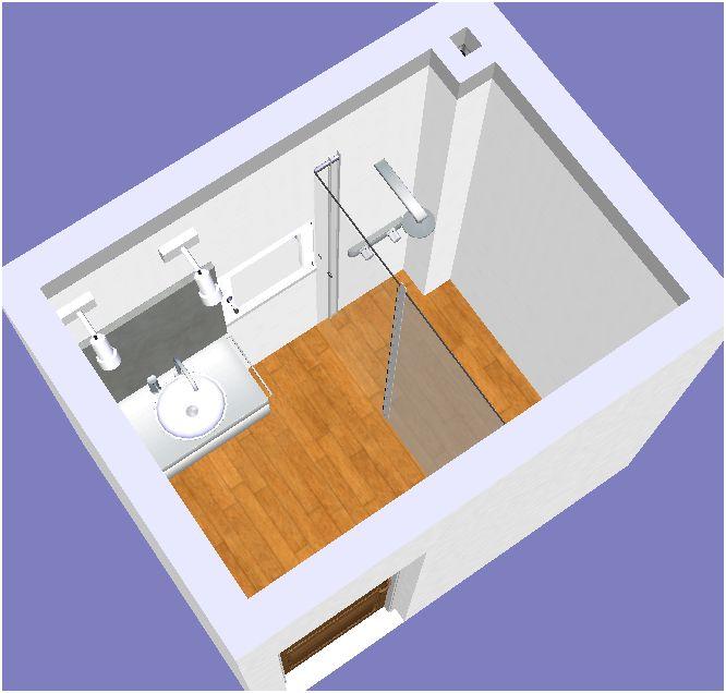 impressionnant faire une salle de bain pas cher 10 ukbix. Black Bedroom Furniture Sets. Home Design Ideas