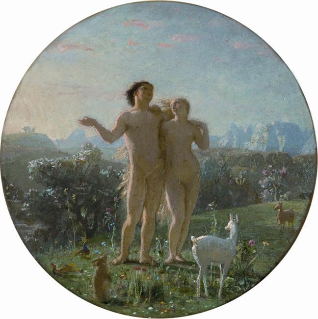 Peinture francaise un mouvement un peintre une oeuvre for Renoir maison classique