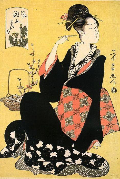 Art érotique japonais