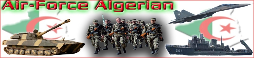 Top Air Forces Algerian