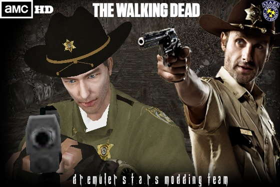 [APORTE-FEATURED] Walking Dead *Rick Grimes* NUEVISIMO