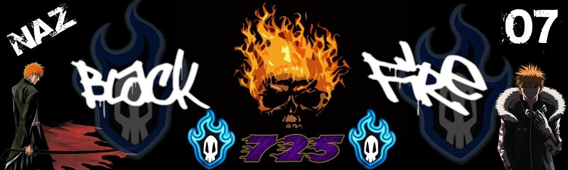 Black Fire 725