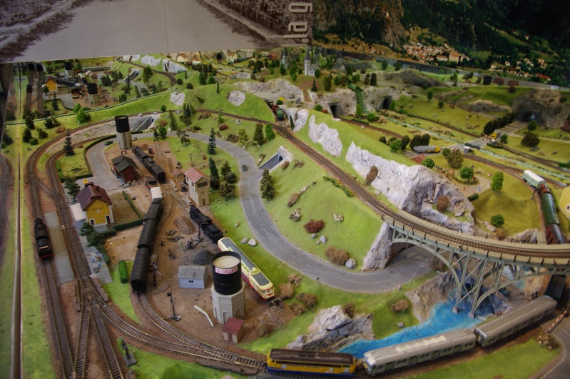 L 39 comus e du cheminot veynois fin le jardin ferroviaire for Jardin ferroviaire