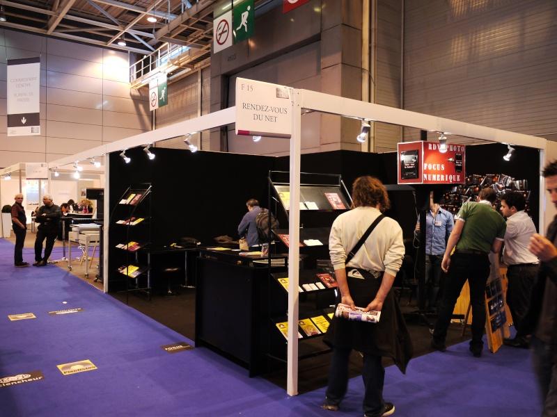 Rencontre salon de la photo 2011 du 6 au 10 10 2011 for Salon rencontre