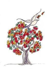 Sur une branche du temps dans MOMENT DE VIE arbre_11