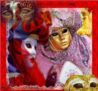 Le carnaval des amants dans MOMENT DE VIE carnav11