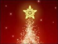 Une étoile sur le sapin. dans POESIES, TEXTES etoile10