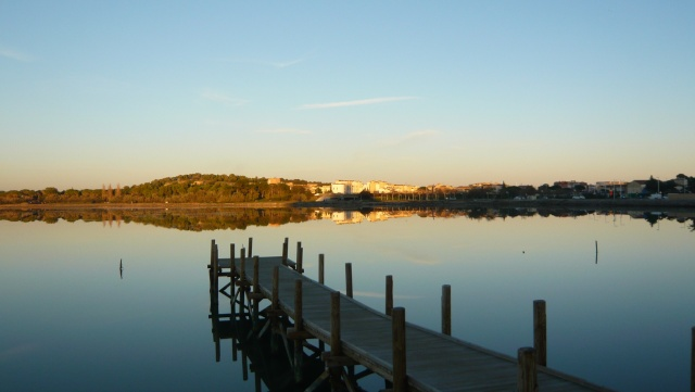 Au bord de l'étang dans POESIES, TEXTES p1010910