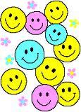 Dessiner un sourire. dans POESIES, TEXTES smiley10