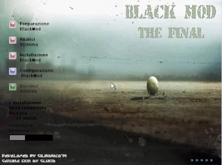 Xp BLack Mod The Final (11/2012) - ITA