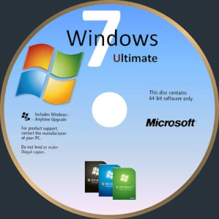 Win 7 Ultimate 64 Bit