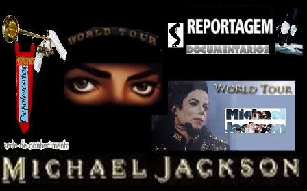 Reportagens e Documentários sobre Michael