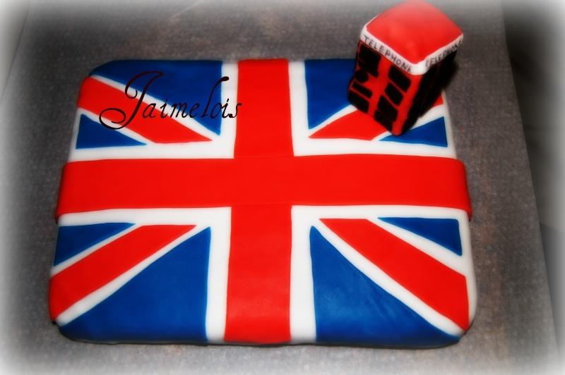 recette gateau drapeau anglais   gâteaux de vacances populaires en