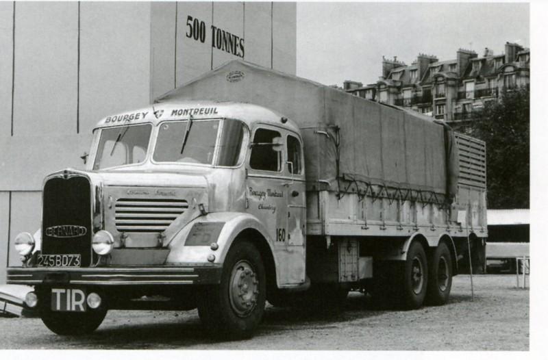 camion ancien bernard