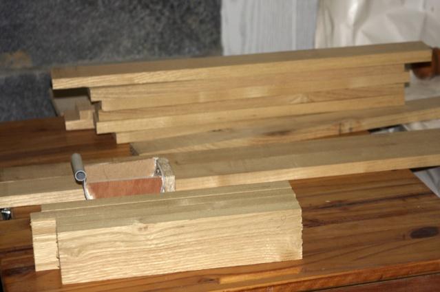Robinier fabrication meuble de salle de bains en robinier for Fabrication meuble salle de bain