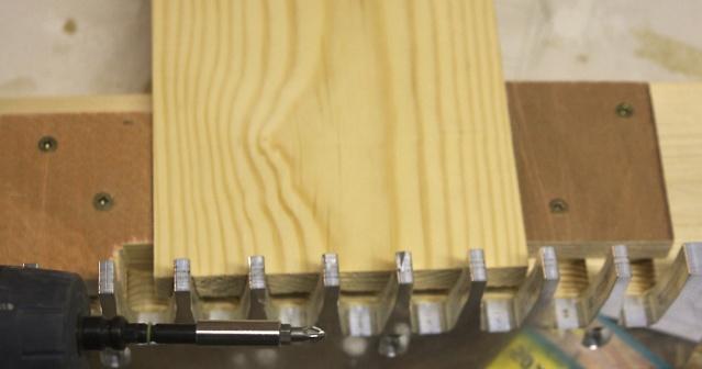 Fabrication meuble de salle de bains en robinier page 4 for Fabrication meuble salle de bain