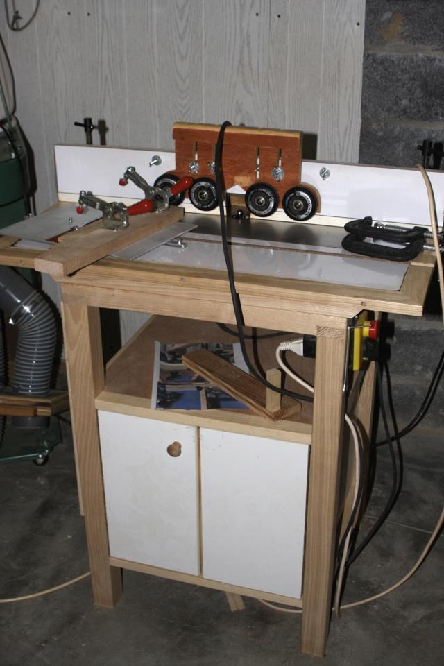 L 39 atelier du 6 sens - Fabriquer table scie circulaire ...