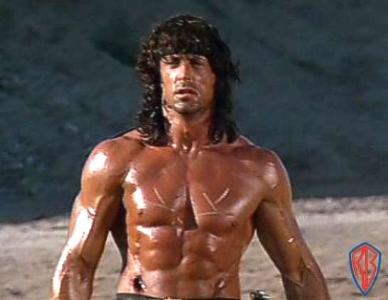 Stallone In Rambo Iii Shitty Advice