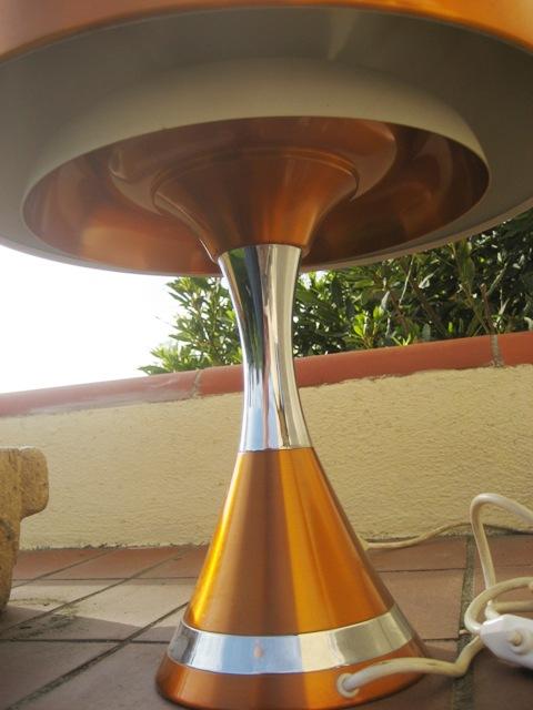 Lampe Champignon Vintage  Artémide ???????????