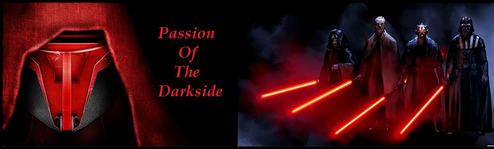 Passion of the Darkside
