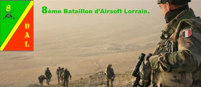 8ème Bataillon d'Airsoft Lorrain