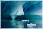 Le glacier tremblant