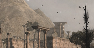 Ruines de l'ancien monde