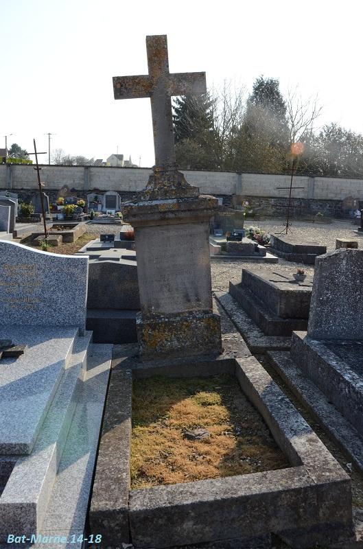 pierre tombale originale