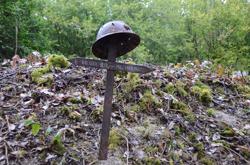 Bat Bus 12 >> Sites et vestiges : les villages disparus du camp de Suippes (51)