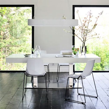 table salle a manger fly cool meuble salle manger table de salle manger chne odessa diane salle. Black Bedroom Furniture Sets. Home Design Ideas