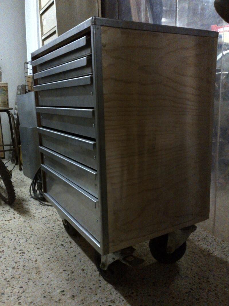 servante d 39 atelier. Black Bedroom Furniture Sets. Home Design Ideas