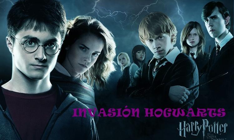 Invasion Hogwarts
