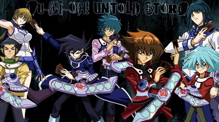 Yu-Gi-Oh! Untold Story